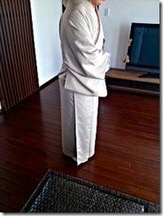 礼装着を着てみよう総復習♪ (2)