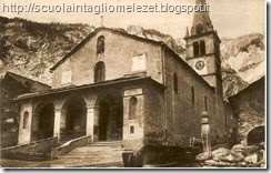 Parrocchia Sant'Antonio abate Melezet
