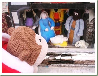 Motorworld Bilbrook Christmas Window