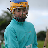 2/7/2012 ECHO SPORT - Aoife Gill seen enjoying herself at Camp Ciaran GAA Camp at the Shamrocks GAA Club (Pic Howard Crowdy)