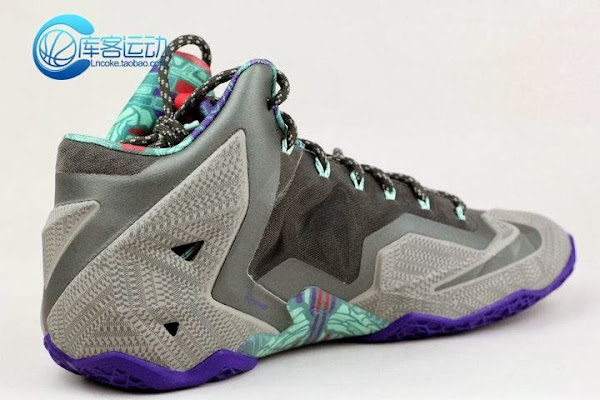 Nike Drops LEBRON 11 Terracotta Warrior in China