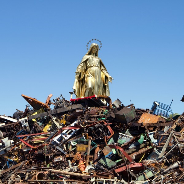 Scrap Metal Recycling Yard