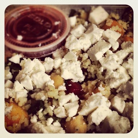 #341 - Benugo fruity couscous
