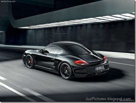 Porsche Cayman S Black Edition3