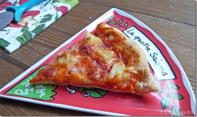 Pizza hawaiana Espe Saavedra (1)