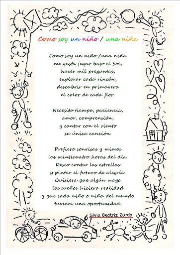 poemas para maestras de ninos