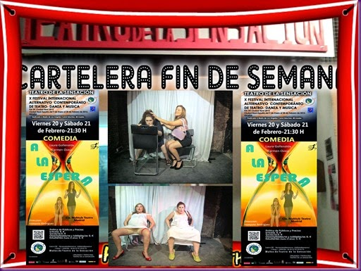 FIN DE SEMANA MAKTUB TEATRO A LA ESPERA 015