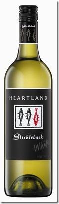 Heartland Stickleback White 2008