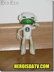 eco eco Bonecos Ben 10 Força Alienígena - brinquedos