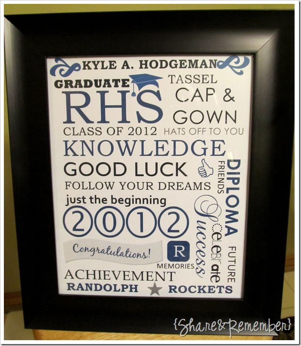framed graduation subway art 3