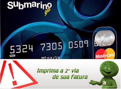 Como-Pedir-2a-Via-Boleto-Submarino – Passo-a-Passo-www.meuscartoes.com