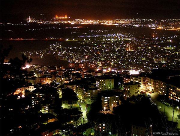 مدينة بورصه تركيا