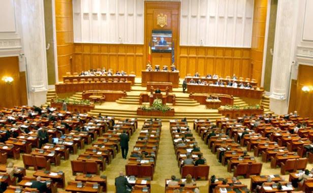parlamentarii romaniei