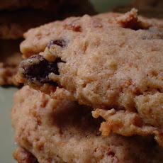 Oatmeal Raisin Bran Cookies