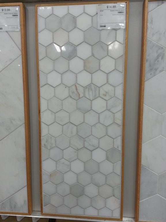 The Tile Shop Hex Tile
