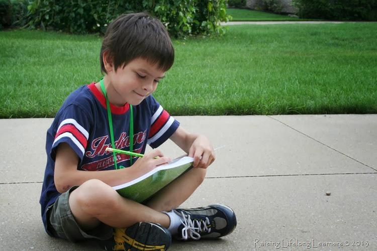 Gifted Kids at Home via www.RaisingLifelongLearners.com
