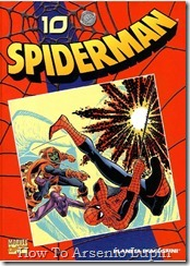 P00011 - Coleccionable Spiderman #10 (de 50)