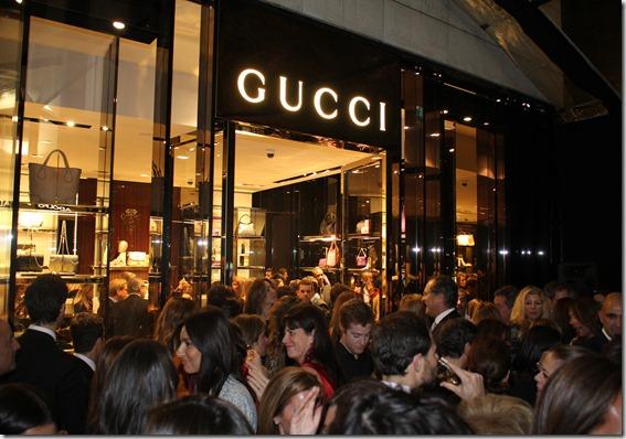 Loja Gucci