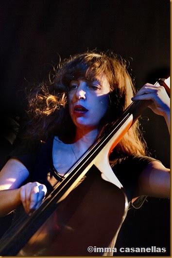 Sarah Murcia, Barcelona 2013