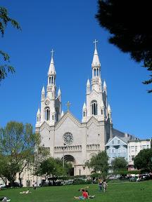 366 - Iglesia en el barrio italiano.JPG