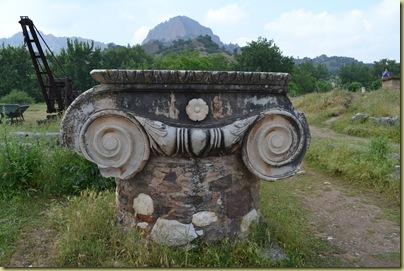 Sardis Temple Capitol
