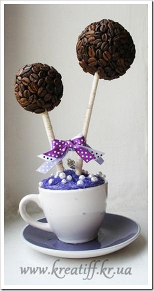 кофейное дерево_Violet