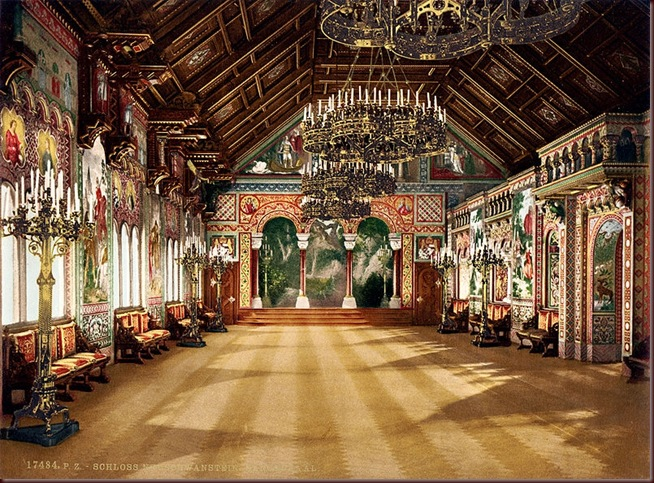 Joseph_Albert_Neuschwanstein_singer's_hall