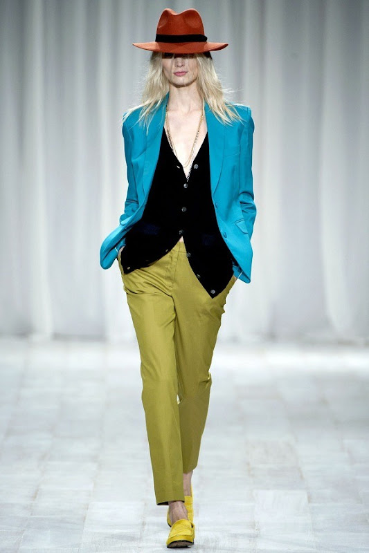 London Fashion Week - Paul Smith (Spring 2012) 33
