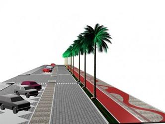 Projeto de revitalização do Mar Grosso