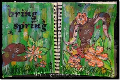 bring spring w border