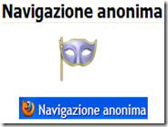 Un pulsante per avviare e terminare al volo la navigazione anonima su Firefox