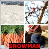 SNOWMAN- Whats The Word Answers