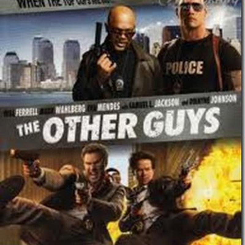 คู่ป่วนมือปราบปืนโหด The Other Guys