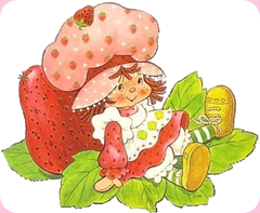 strawberry shortcake vintage