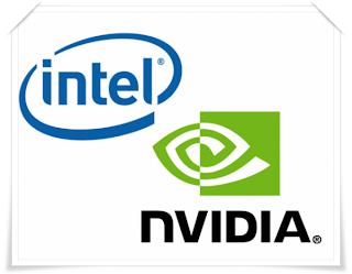 Intel e Nvidia