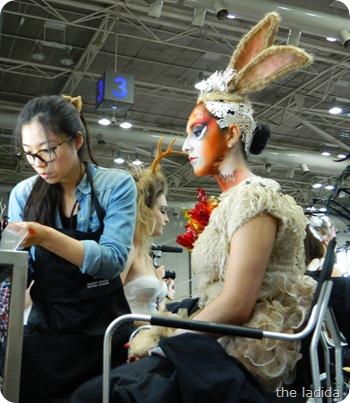 IMATS Sydney 2012 - Beauty Fantasty - Wild Kingdom - Chiahui Lin (1)