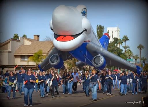 US Airways Balloon