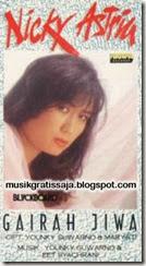 NICKY ASTRIA - Gairah Jiwa (1993)