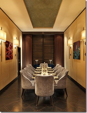 Voya Private Dining Room at Loden