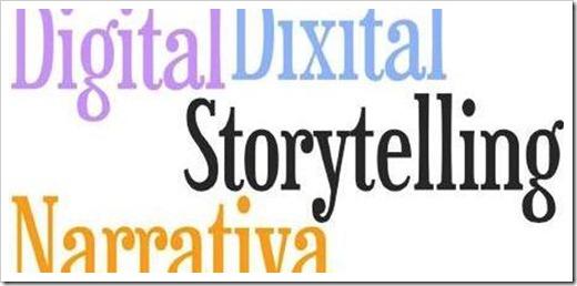 Narrativa dixital   Digital storytelling