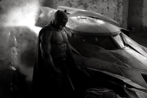 Primera imagen oficial de Ben Affleck como Batman