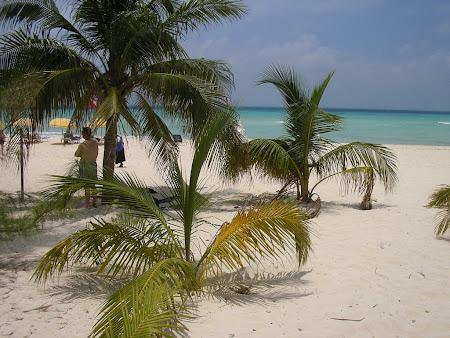 Plaje Filipine: Playa Norte Isla Mujeres