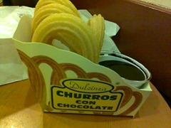 dulcinea churros, by 240baon