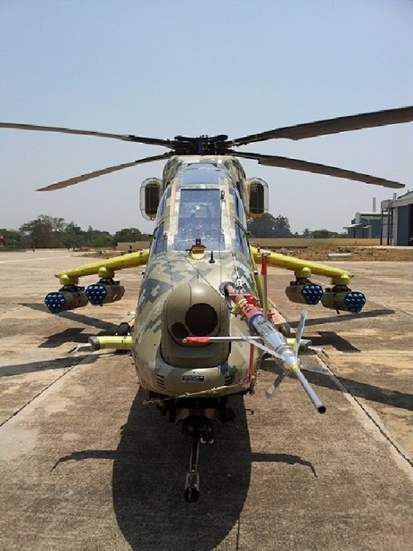 India's Light Combat Helicopter [LCH], Technology Demonstrator 2 [TD-2]