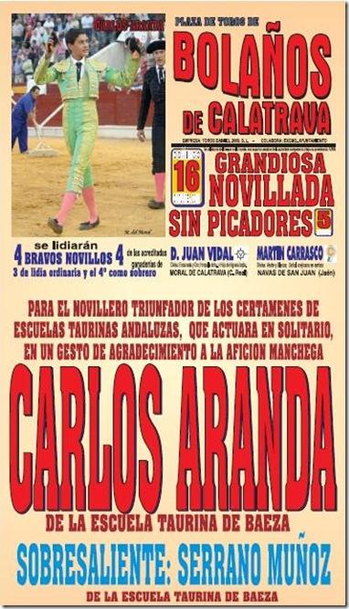 Carlos Aranda,Bolaños (C.Real)