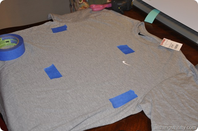 How to make a T-shirt
