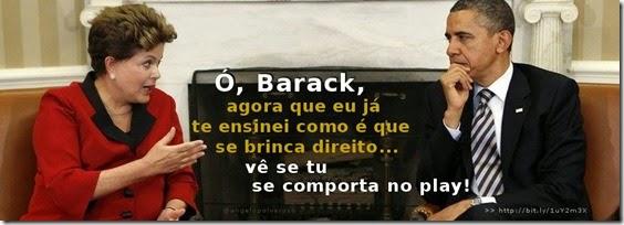 Dilma ralhando com Obama_up