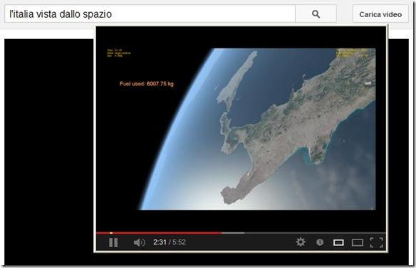 PopVideo video YouTube aperto come popup