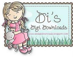 Di's Digi Downloads logo