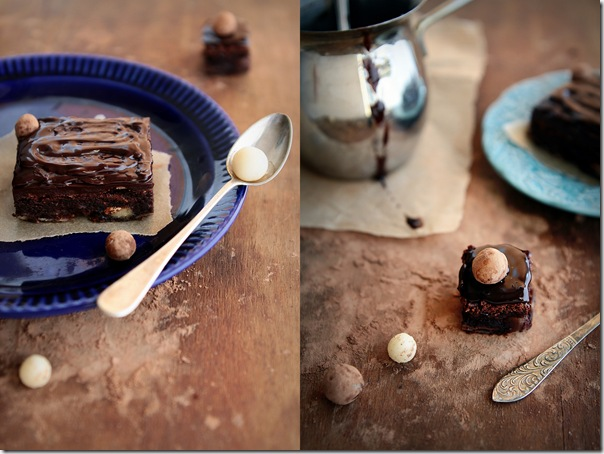 brownie migdałowe z migdałowymi ziemniaczkami2